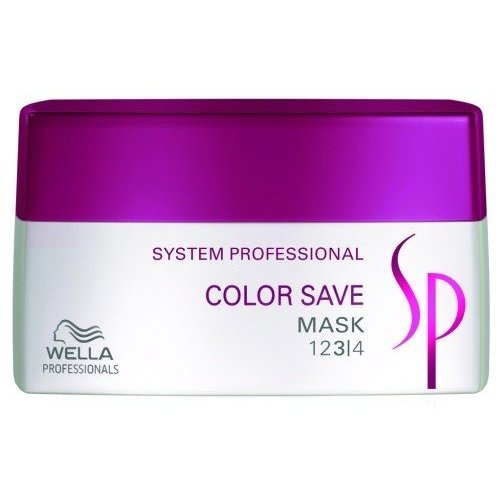 Exclusive By Wella SP Color Save Mask (For Coloured Hair )200ml/6.67oz by...
