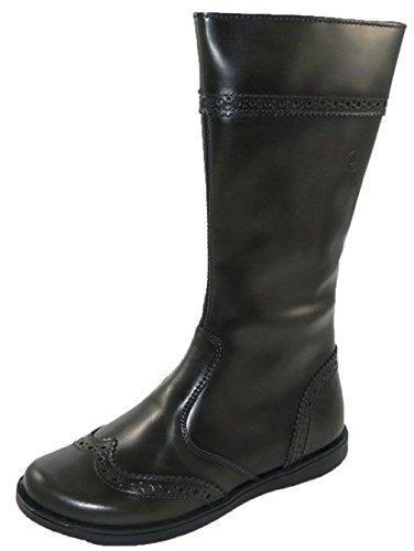 Naturino 4356, 350081701 Mädchen - Kinder Stiefel, Antikgrau (Antaracite 9102), EU 29
