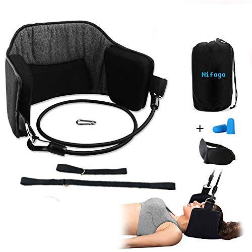 Nifogo Hängematte für Hals, Hals Hängematte Massage, Tragbare Hals Entspannung Schmerzlinderung Häng