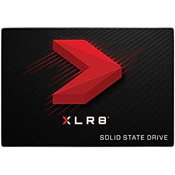 """PNY XLR8 CS2311 500GB 2.5"""" SATA III Internal Solid State Drive (SSD)"""