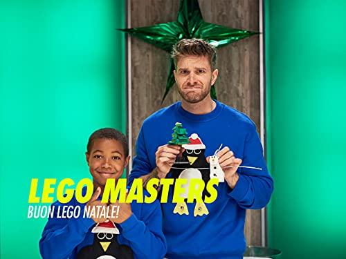 Lego Masters: Buon Lego Natale! S1
