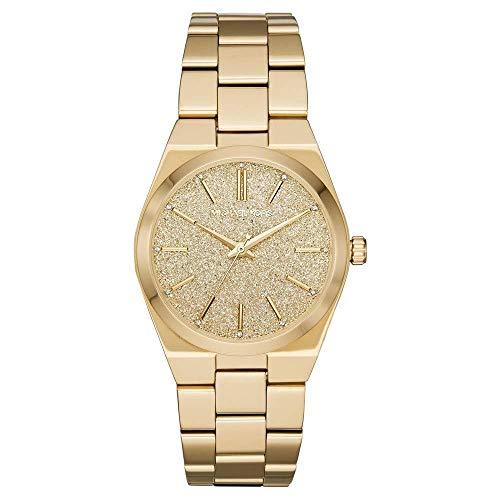 Michael Kors dames analoog kwarts horloge met roestvrijstalen armband MK6623