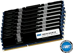 OWC 128.0GB (8X 16GB) PC10600 DDR3 ECC-Registered 1333MHz 240 Pin Memory Upgrade for Select 2009-2012 Mac Pro Models