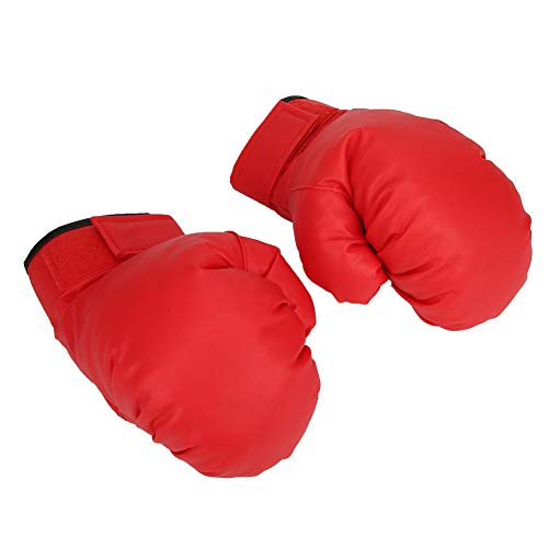 Guantes de Fitness para niños, fáciles de Usar Guantes de Boxeo para niños Kickboxing Saco de Boxeo Guantes Ligero Textura Suave Super Duradero para Entrenamiento de Boxeo