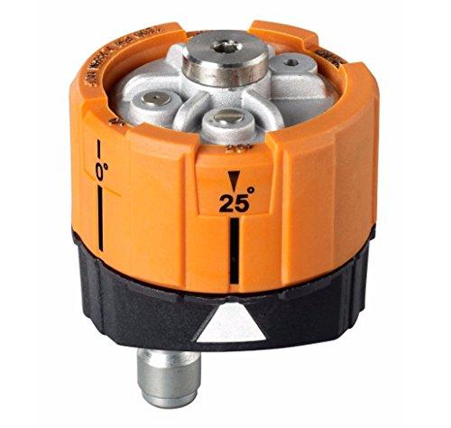 color amarillo Papel de lija para lijadora orbital aleatoria 20 unidades, 125 mm SurePromise Hook and Loop 40 60 100 120 320