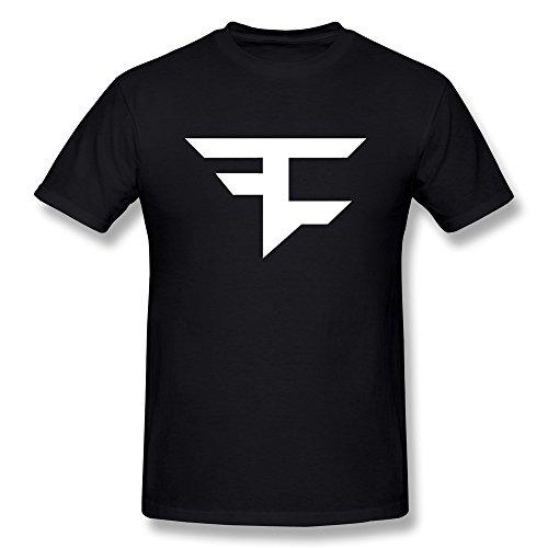 HooYoung Faze Clan Logo Camisetas para Hombre