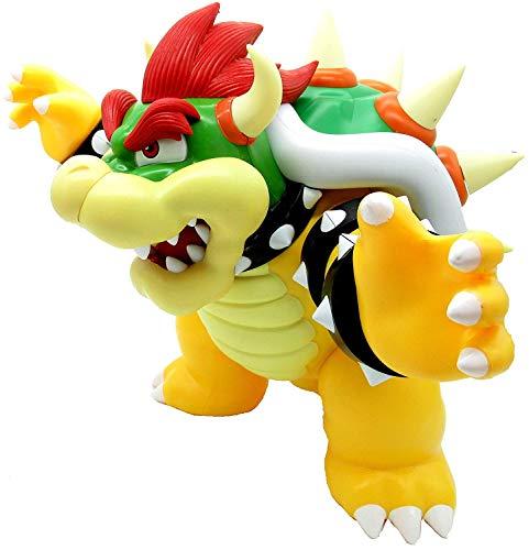 Taito Bowser Bewegliche Actionfigur GROß 30cm König King Koopa Ultra Big Offizieller Super Mario Feind Original Japan Action Figure