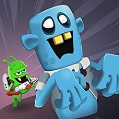 Hunt down zombies with your trusty harpoon gun and sneaky traps! Unlock exciting new hunting gadgets such as nets, weapons, guns, traps, and jetpacks to help you on your quest to catch zombies! Build a food business empire by developing delicious new...