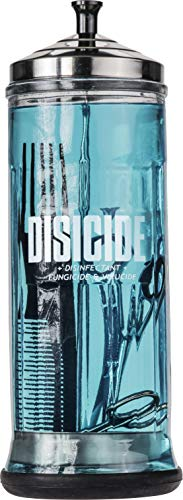 Disicide Glass Jar, 1100 Ml. For Concentrate. 1100 ml