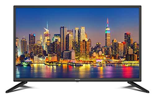 DYON Live 32 Pro 80 cm (31,5 Zoll) Fernseher (HD, Triple Tuner, DVB-T2 H.265 /HEVC) [Energieklasse A+]