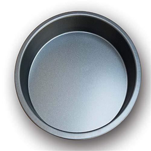 Mikrowellen Pfanne Bräter 22cm Fleisch braten Pizzablech Mikrowellengeschirr Mikrowellentopf ohne Deckel Kochgeschirr Kochtopf,Tiefe: 3,5 cm