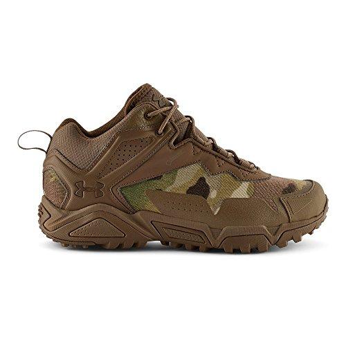 Under Armour Tabor Ridge Chaussures de randonnée basses 11 D(M) US Coyote Brown/Multicam/Coyote Brown