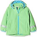 Playshoes Softshell-Jacke Capo d'Abbigliamento, Verde (Grün 29), 128 Baby-Mädchen