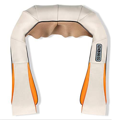 Massage Schal Kneten Schulter Hals Halswirbel Taille Nach Hause Auto Universal-Infrarot-Heizung Einstellbarer Geschwindigkeit Elektrischer Massagegerät