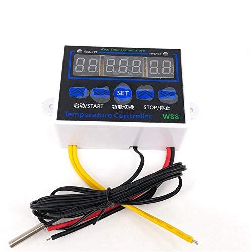 Timagebreze W88 220V 10A Interruptor de Control del...