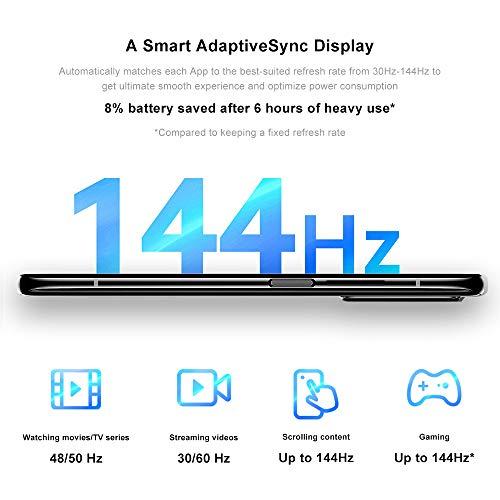 Xiaomi Mi 10T 5 G 8 Go 128 Go Smartphone Qualcomm Snapdragon 865 Octa-Core CPU Caméra arrière Triple de 64 MP 144 Hz 6.67
