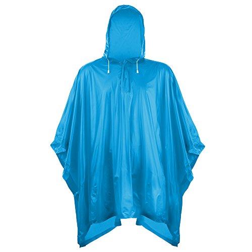 Splashmacs Poncho, Kunststoff, für Erwachsene Gr. One size, Bleu - Saphire
