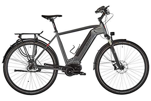 Ortler Conti Revolution 2019 - Bicicleta de trekking, color negro