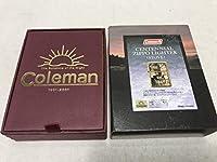 コールマン Coleman センテニアル ジッポー ライター 100周年記念 限定