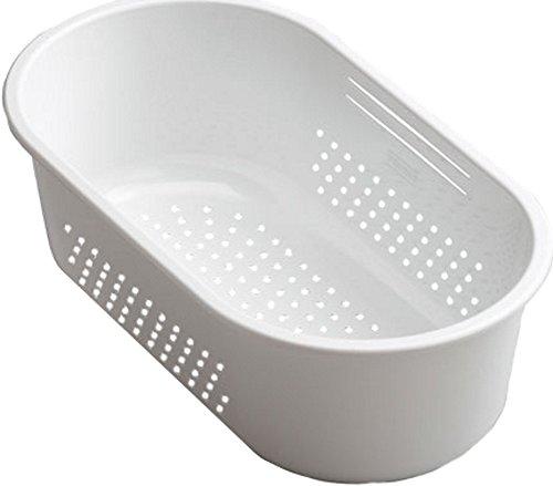 FRANKE 1120037095 Artic White CP651 Siebschüssel, weiß