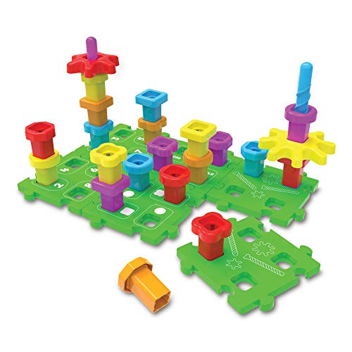 Learning Journey Techno Kids Stack a Peg Learning Toys