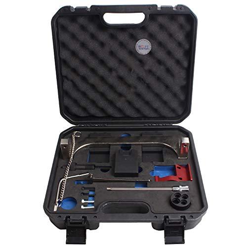 CCLIFE Motor Nockwellen Zahnriemen Einstellwerkzeug Steuerkette Arretierwerkzeug 1.2 1.6 2.0