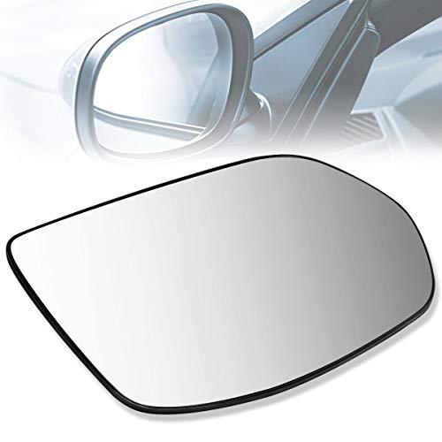 MGPRO Compatible with 2007-2011 CR-V EX-L 2007-2011 CR-V EX 2007-2011 CR-V LX 2011 CR-V SE 2009 CR-V EXL OE Style Passenger Right Side Mirror Glass 76203SWAA01