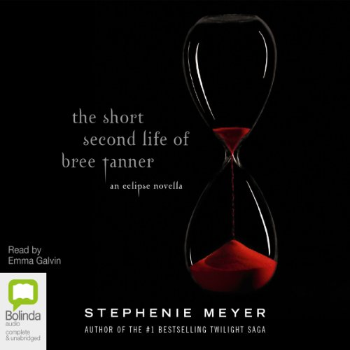The Short Second Life of Bree Tanner     An Eclipse Novella (Twilight Saga)              By:                                                                                                                                 Stephenie Meyer                               Narrated by:                                                                                                                                 Emma Galvin                      Length: 4 hrs and 12 mins     37 ratings     Overall 4.0