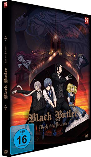 Black Butler: Book of the Atlantic - [DVD]