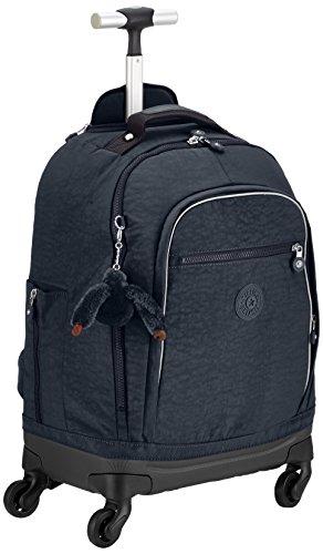 Kipling Echo, Unisex-Child Backpack, Blue (True Navy), 15x24x45 cm (W x H x L)