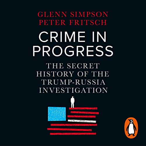 Crime in Progress cover art