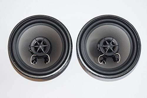 PG Audio EVO II 120 Paire d'enceintes coaxiales 2 voies pour voiture 12 cm