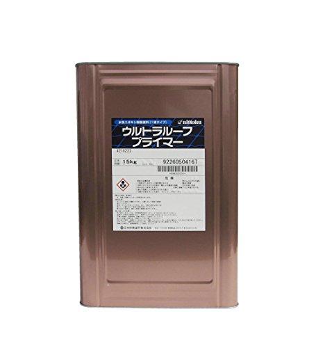日本特殊塗料 ウルトラルーフプライマー グレー15kg