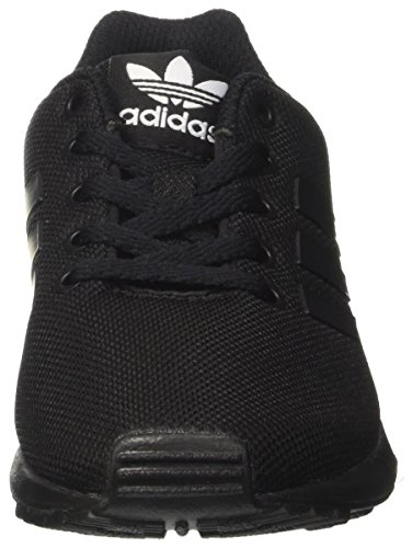 adidas ZX Flux J, Zapatillas Unisex Adulto, Negro (Core Black/Core Black/Core Black 0), 37 1/3 EU