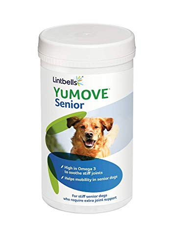 Lintbells YuMOVE Senior Dog Joint Supplement for Older Stiff Dogs, 240 Tablets