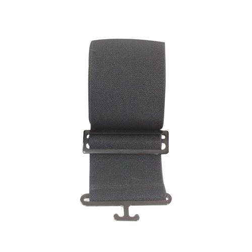 PFIFF Elastischer Deckengurt, schwarz, 005127-60-1
