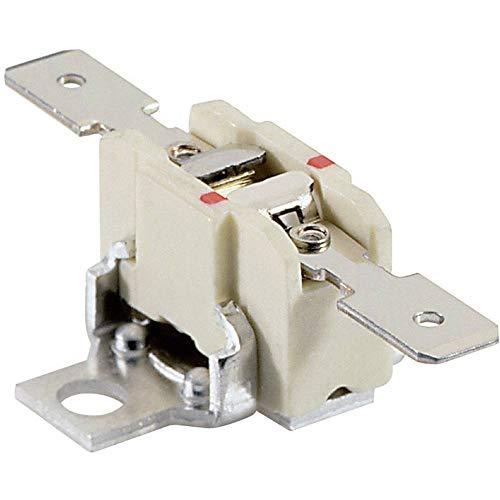 Unbekannt IC Inter Control 155431.006D01 Temperatursicherung 229 °C 15 A 230 V/AC (L x B x H) 45 x 30 x 12.7 mm 1 St.