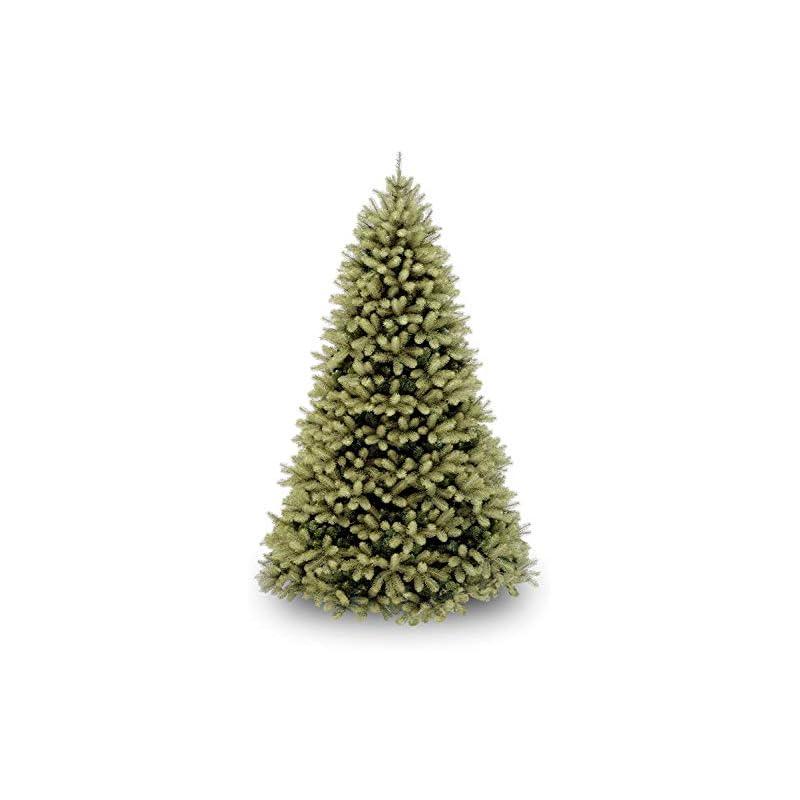 silk flower arrangements national tree company 'feel real' artificial christmas tree   downswept douglas fir - 7.5 ft
