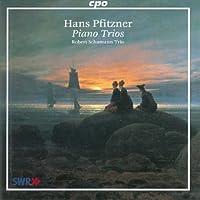 Pfitzner: Piano Trio op.8 in F, Piano Trio in B flat (Robert Schumann Trio)