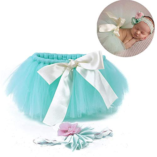 ysister Foto Fotografie Outfits Baby Kostüm Tütü Rock Pettiskirt Mädchen, Neugeborenen Fotografie Requisiten, Baby Fotografie zubehör, Neugeborene Baby Säugling Fotografie Stütze