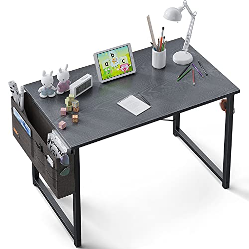 ODK Computer Writing Desk 31 inch Sturdy Home Office Table, Work Desk with A Storage Bag and...