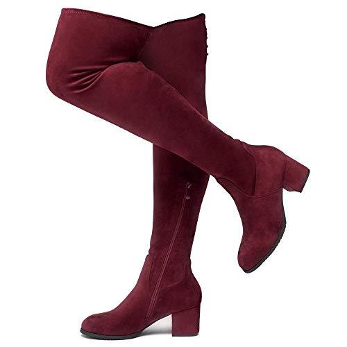 Botas Por Encima La Rodilla Mujer  marca Shoe Land