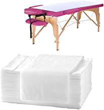 25PCS Disposable Bed Sheets,Waterproof Massage Table Sheets For Spa Tatto Lash bed,Non-woven Fabric 31