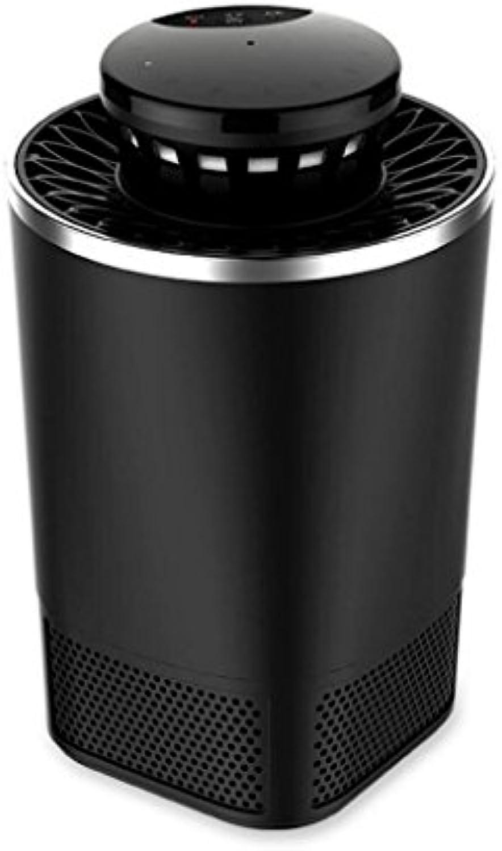 HHRONG Moskito-Mrder-Lampen-Lichtsinn-Steuerung Ungiftige 7W LED-Moskito-Falle Ruhiger und leistungsfhiger Bewegungsfachmann für Innengebrauch