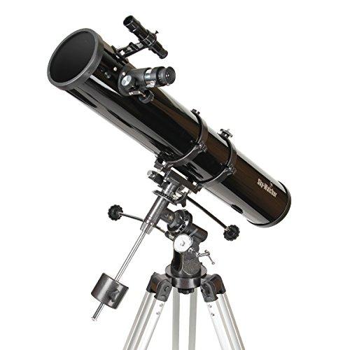 Skywatcher Newton Teleskop 114/900zu EQ1Montierung schwarz