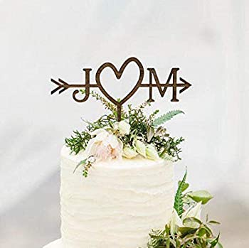 Best rustic cake toppers Reviews
