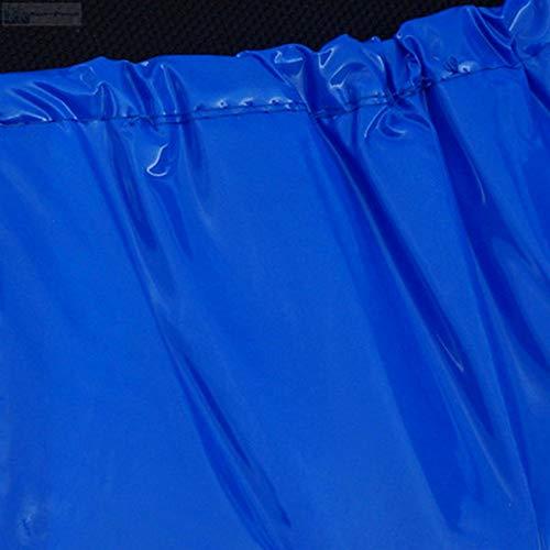 xsports Mini Trampoline 4 ft Skirt ONLY for Rebounder Jumper Fitness Trampoline - Blue