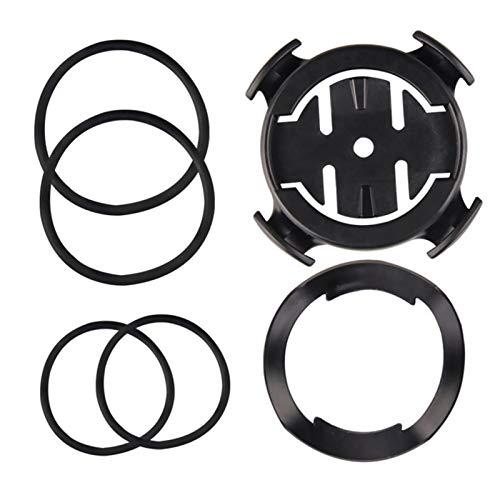 MTB Base de cronómetro de bicicleta Fácil de instalar Soporte de cronómetro