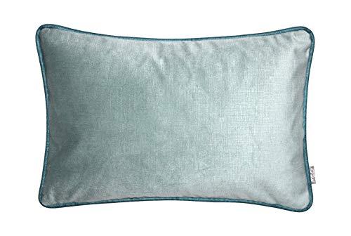 Raaf kussen Croc sea-blue 50x50 cm