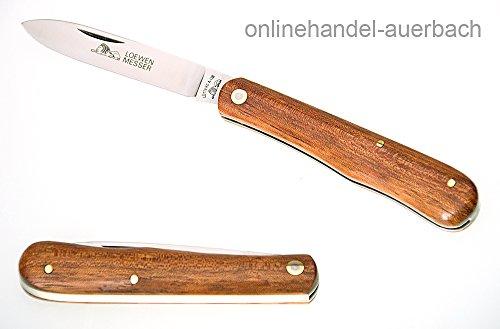 LOEWEN Taschenmesser Löwe 80mm